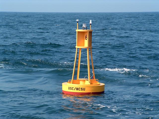 Surface Buoys Oceanographic Instrumentation Platforms