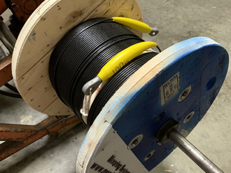 Wire Rope on Reel